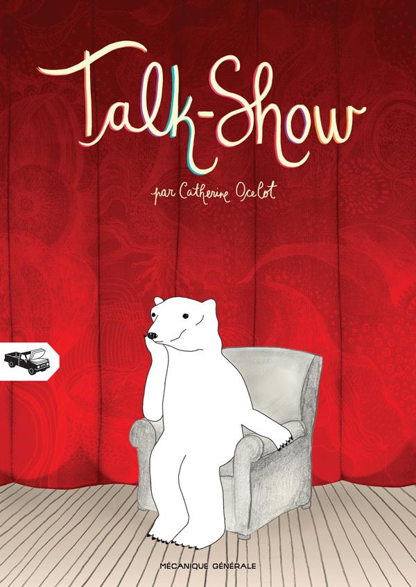Talk-Show Catherine Ocelot