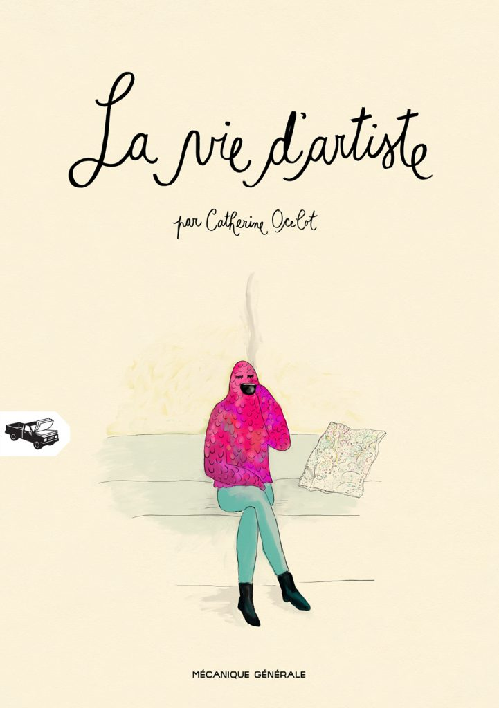 La vie d'artiste, Catherine Ocelot