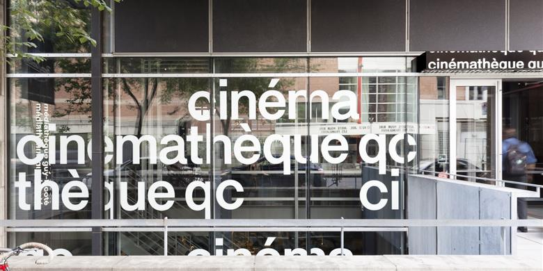 la cinematheque quebecoise