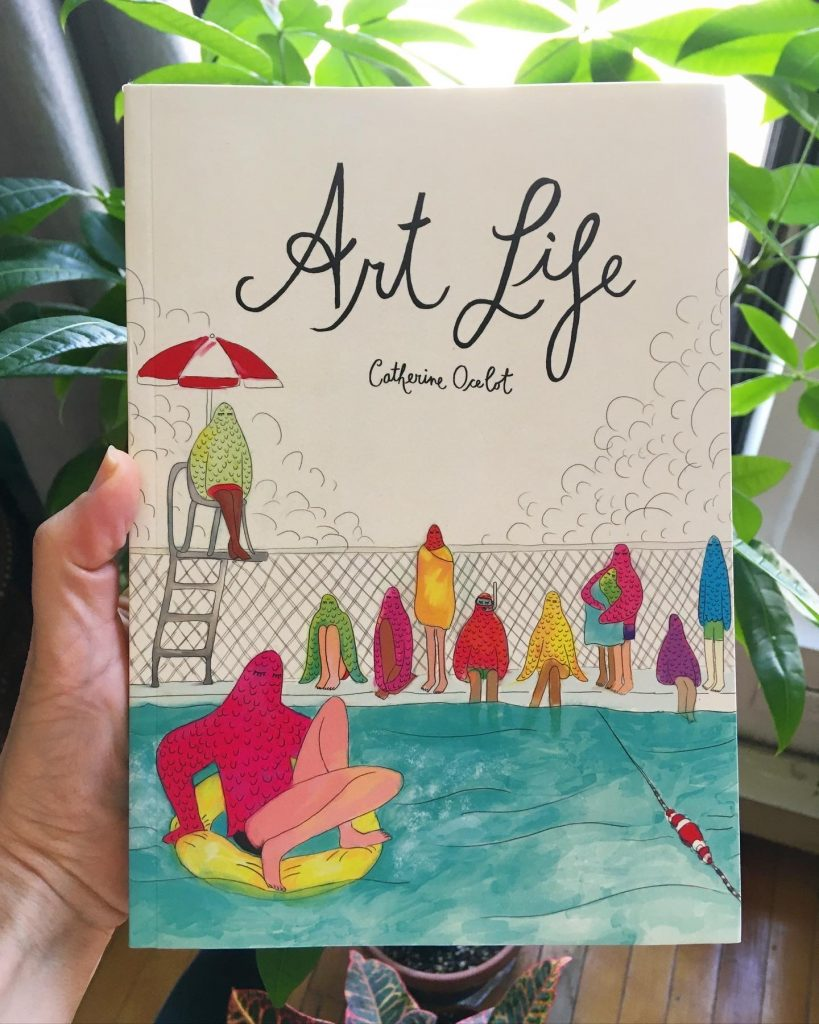 Art Life, Catherine Ocelot