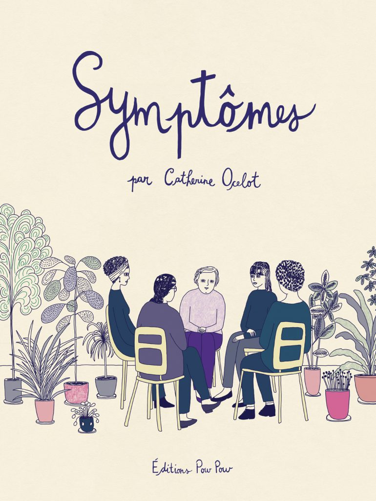 Catherine Ocelot - Symptômes